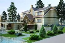 Бизнес на строительстве загородной недвижимости