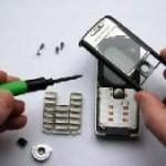 Бизнес на ремонте сотовых телефонов