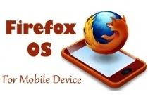 Предварительный обзор  OS Firefox