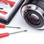 Занимаемся ремонтом фотоаппаратов