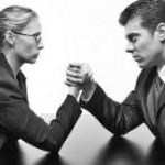 Мужчины против женщин в интернете