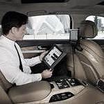 Автомобиль, оснащённый Интернетом