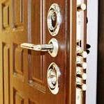 Идея установки надёжной металлической двери