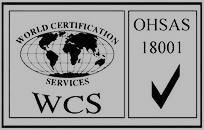 Использование сертификата OHSAS 18001