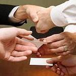 Использование визиток в бизнесе