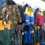 Идея стирки рабочей одежды