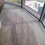 Защита офиса от холода - внутрипольный конвектор